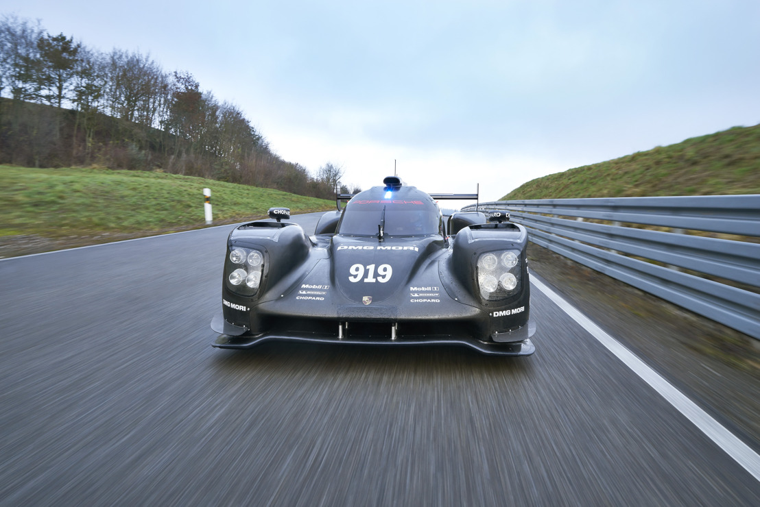 FIA World Endurance Championship WEC - LMP1