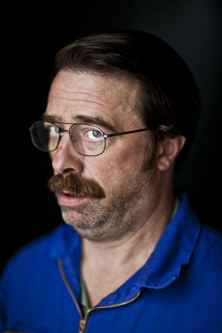Bevergem - Wim Willaert als Danny (c) De Wereldvrede - Tom Verbruggen
