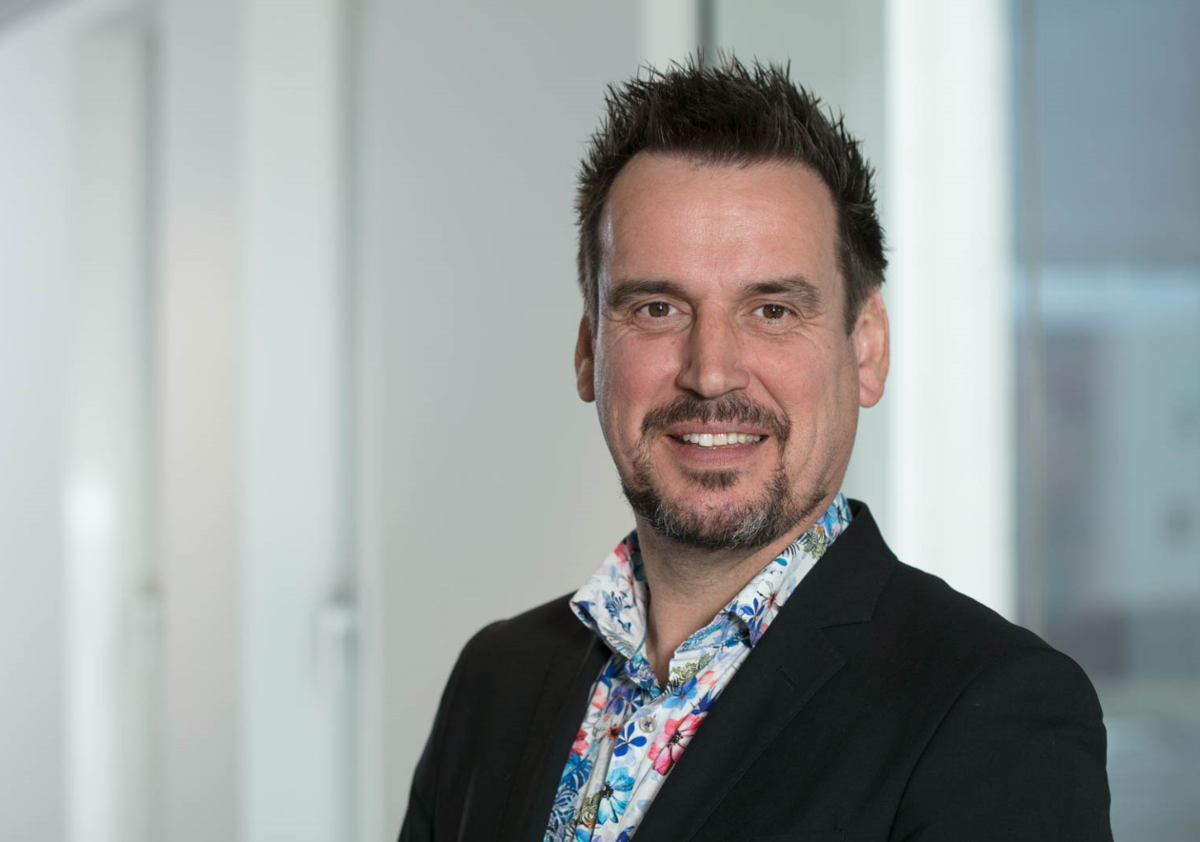 Marijn Staal, senior manager, training and technical services, DRiV Motorparts