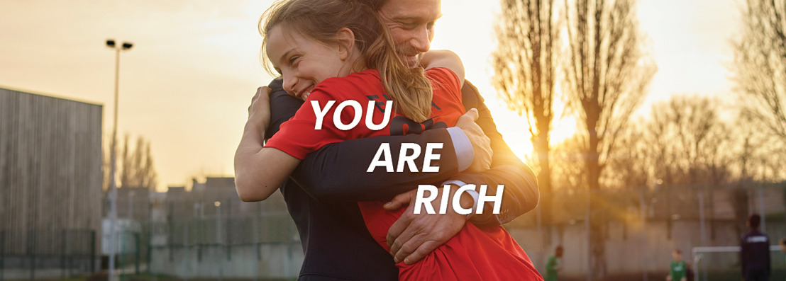 At bpost bank & DDB, we know that everyone is rich