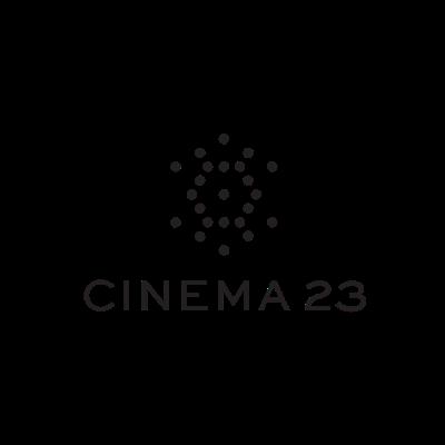 Cinema 23 sala de prensa Logo