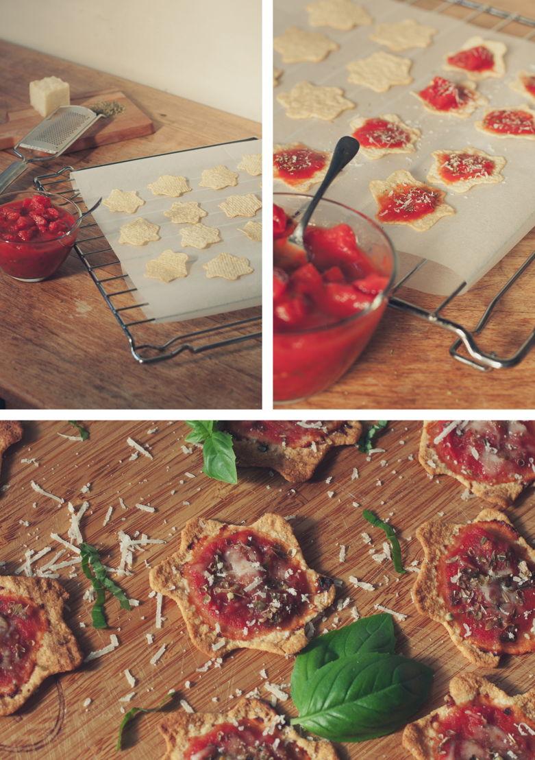 Lay's Oven Stars DIY Mini Pizza Stars
