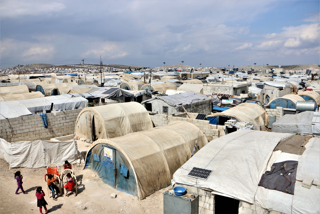 MSF - Northwest Syria: The spread of COVID-19 could become critical.