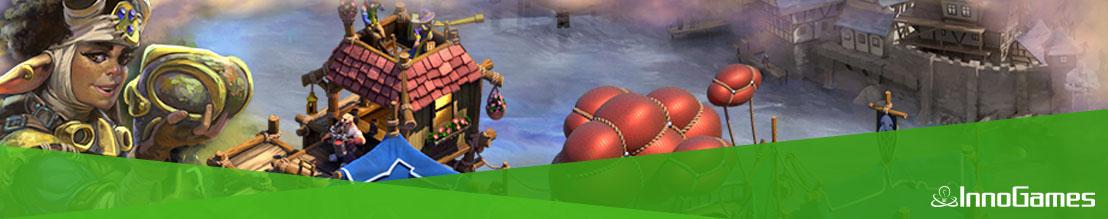Evento de verano en Elvenar: los Comerciantes Voladores están llegando