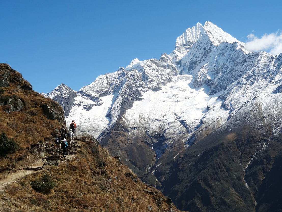 Te Voet - Nepal