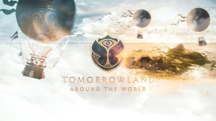 TOMORROWLAND Around The World : seconde édition les 16 et 17 juillet 2021.
