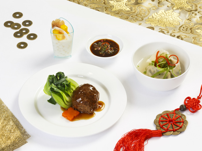 Emirates treats customers to traditional Lunar New Year delights