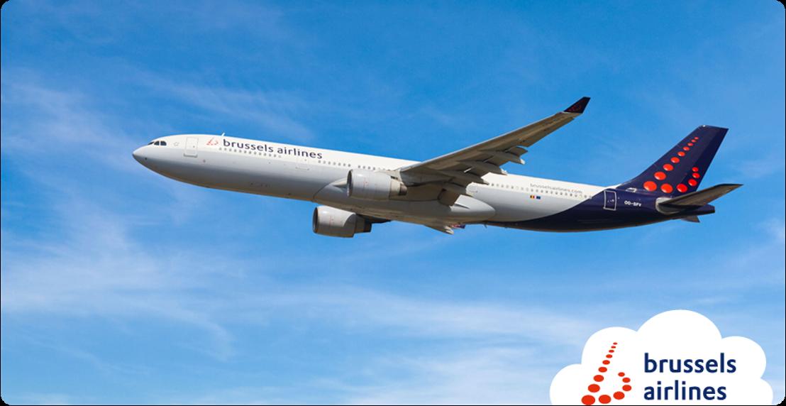 JPA Design va concevoir le nouvel intérieur de cabine de la flotte A330 de Brussels Airlines