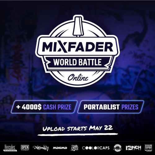 Mixfader announces its first scratch competition, the Mixfader World Battle.