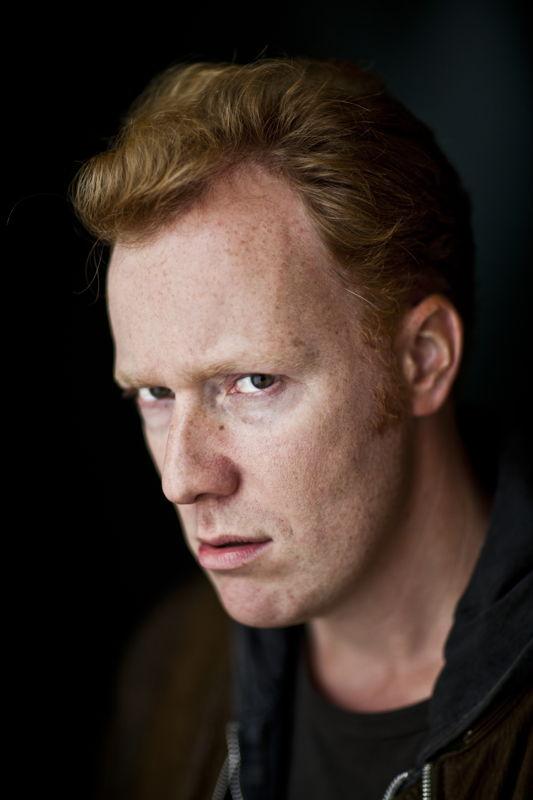 Bevergem - David Galle als Roste Thierry (c) De Wereldvrede - Tom Verbruggen