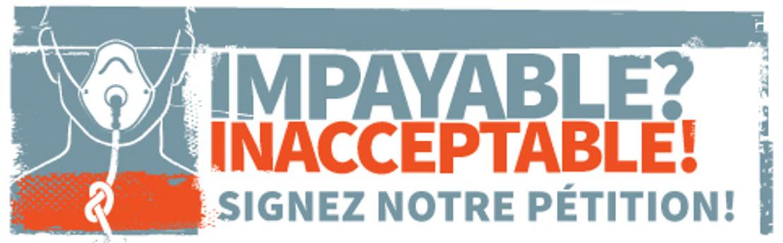 Alerte Média : Près de 25.000 signatures pour la pétition de l'Association Muco