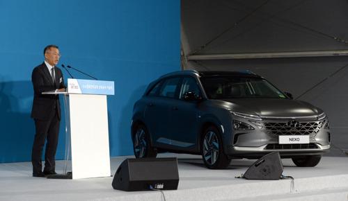 Hyundai présente son horaire pour l'hydrogène valable jusqu'en 2030