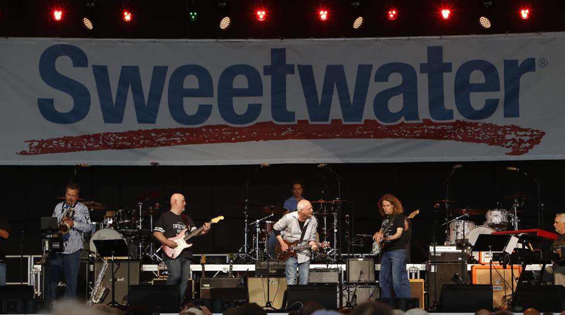 Sweetwater's GearFest 2018 Sees Continued Increase in Attendance, Sales