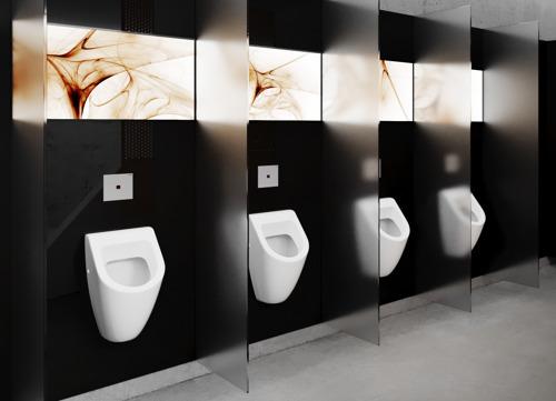 Viega présente une technologie de rinçage sans contact pour les urinoirs