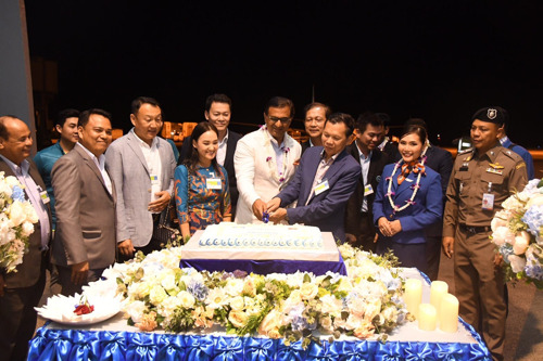 flydubai touches down in Krabi