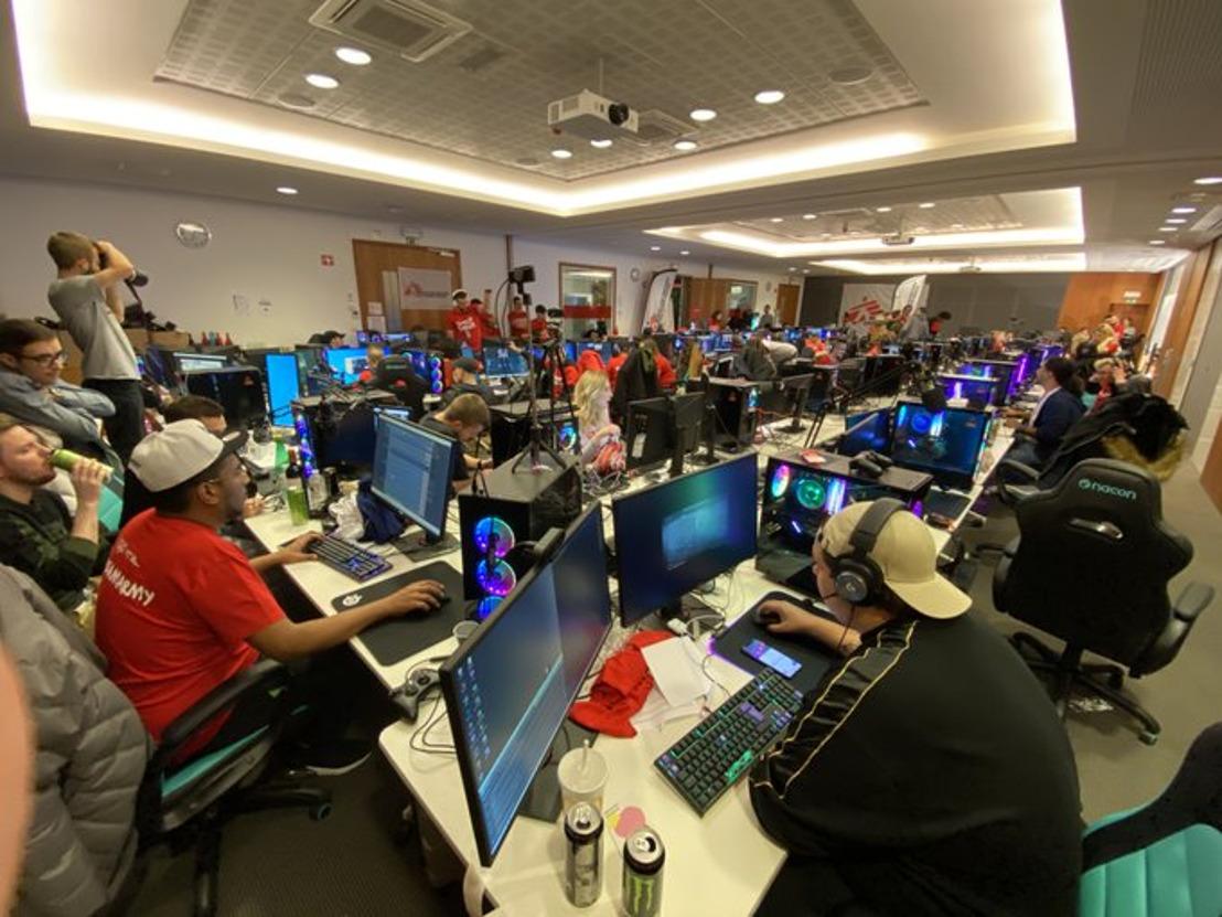 Télévidéogames : retour du plus grand marathon caritatif belge de jeux vidéo au profit de MSF