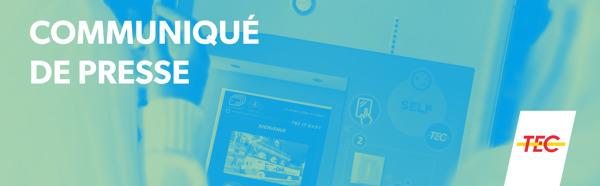 Preview: TEC - entité CHARLEROI | 1 SELF à Rive Gauche