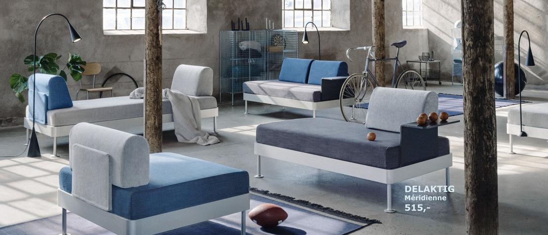 IKEA x Tom Dixon x vous: avec DELAKTIG, faites ce que vous voulez