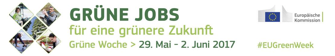 Arbeitsplätze für eine grüne Zukunft