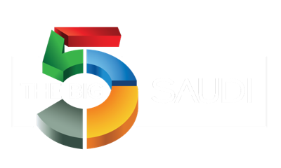 The Big 5 Saudi press room Logo