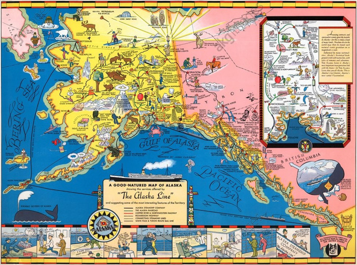 News: akg-images acquires Historic Maps collection
