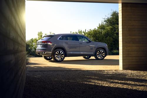 Volkswagen Presenta Atlas Cross Sport 2020, su SUV Mediana
