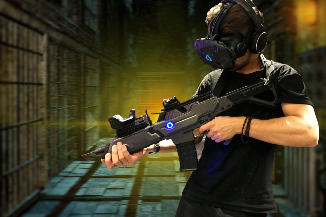 PRESS INVITATION VRPLUS and Outpost Gamecenters launch