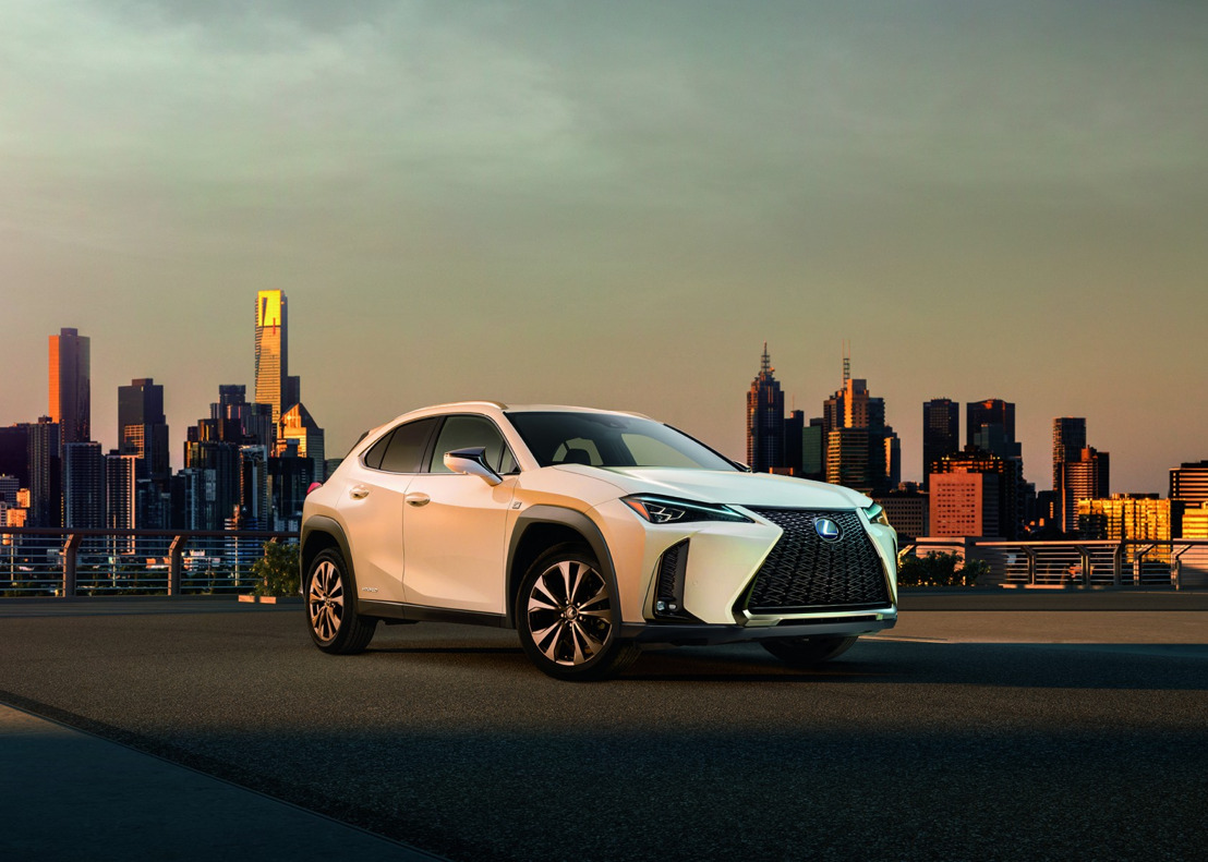 LEXUS AU SALON DE PARIS 2018