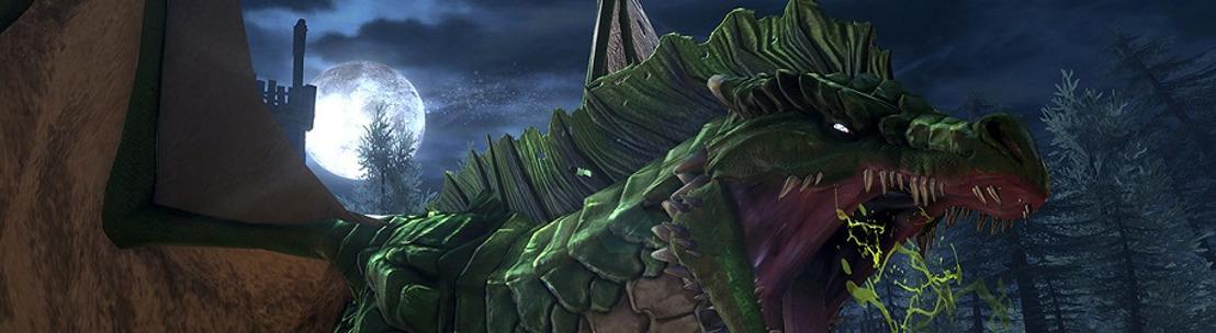 Repoussez l'attaque des dragons lors du Siège de Neverwinter !