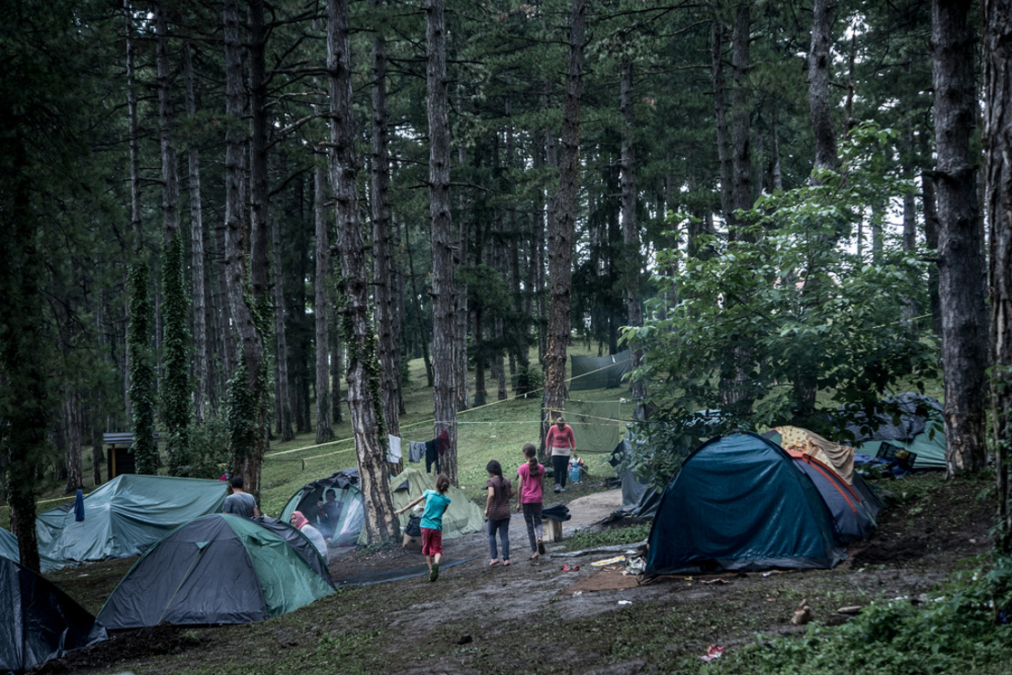 Bosnia: Push-backs, violence and inadequate conditions at the Balkan route's new frontier