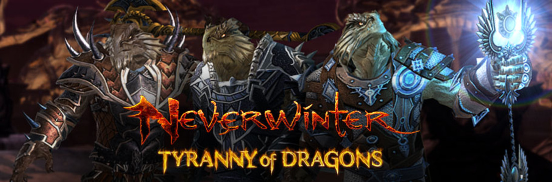 Drakoni nadchodzą do Neverwinter