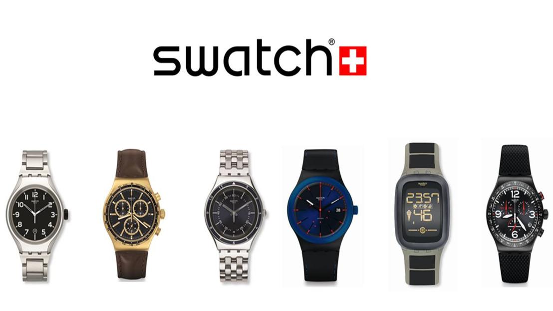 Selección Swatch para papá