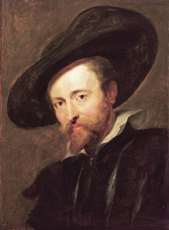 Zelfportret Rubens (c) Rubenshuis