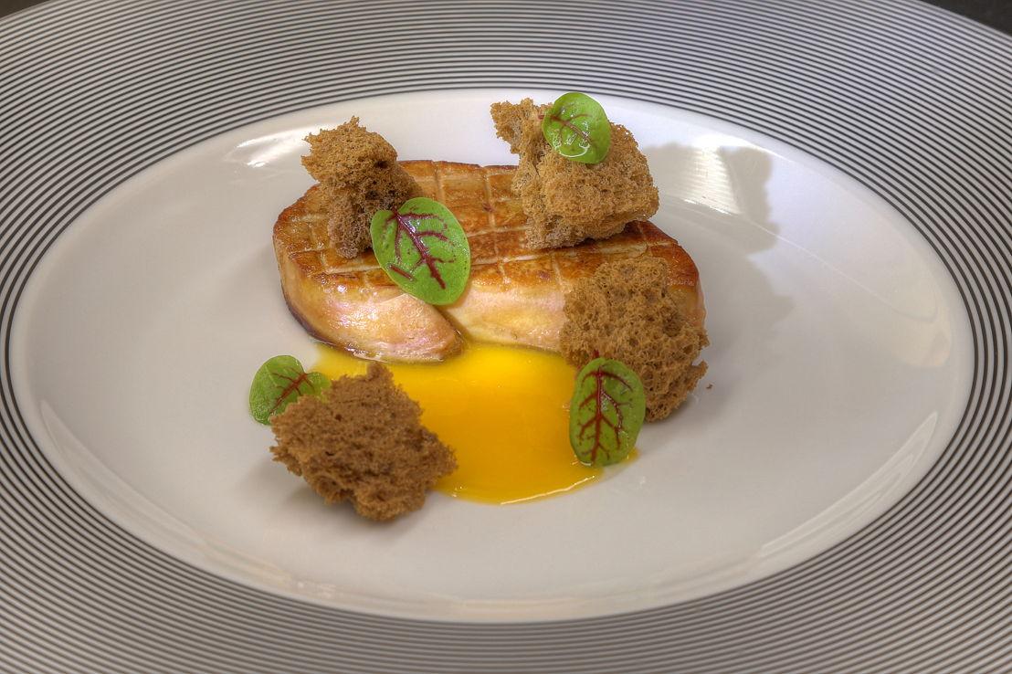 Scaloppa foie gras
