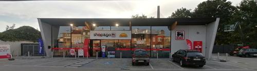 Nouveau Shop&Go dans la nouvelle station-service Q8 à Herstal