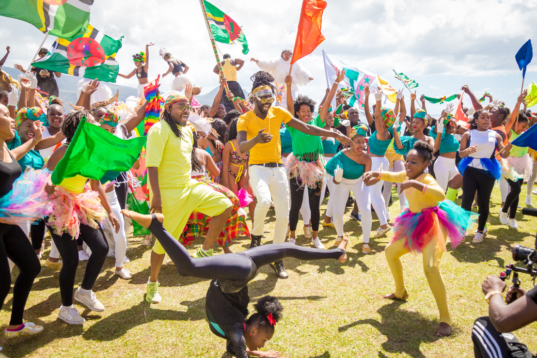 OECS CBU MUSIC ALUMNI KRISHNA 'DADA' LAWRENCE ACHIEVES REGIONAL ACCLAIM FOR PRODUCTION OF MASSIVE CARNIVAL HIT SONG