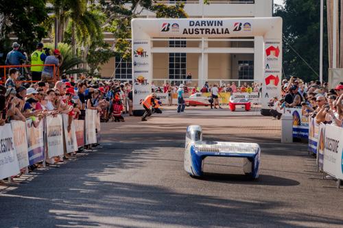 Lage landen domineren in wereldkampioenschap voor zonnewagens