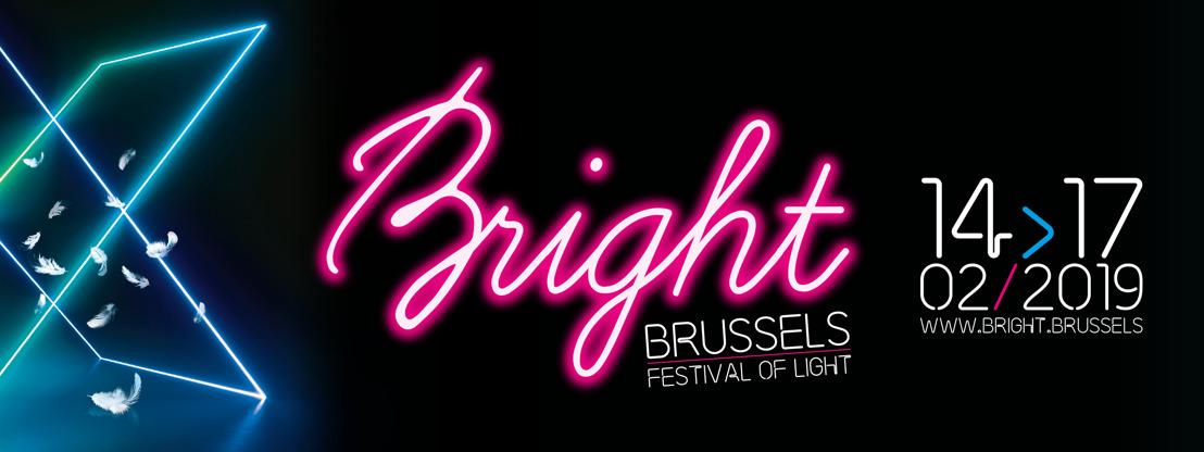 Bright Brussels, Festival of Light 2019