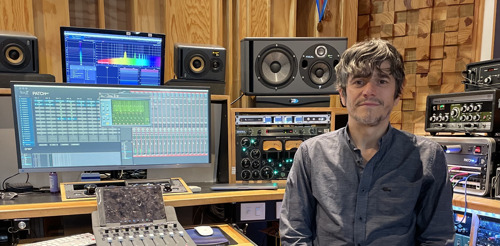 Grammy-Winning Recording Engineer Eduardo del Aguila Streamlines Workflow with Flock Audio's PATCH System