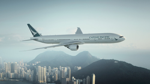 Cathay Pacific releases combined traffic figures for May 2017