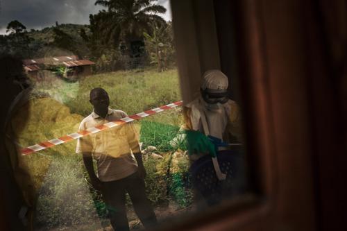 DR Congo: Ebola Treatment Centre under attack