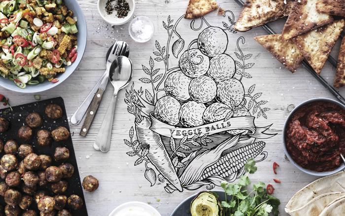 IKEA présente ses boulettes végétariennes