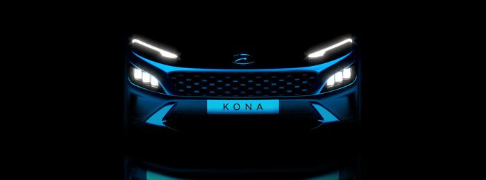 Nieuwe Kona en Kona N Line