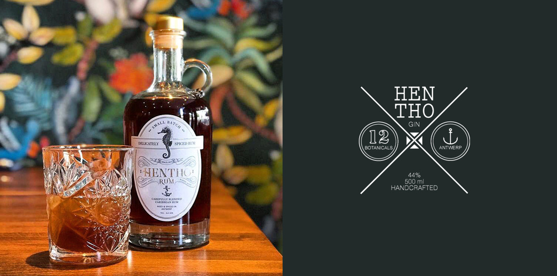HenTho Spiced Rum: paradise in a bottle