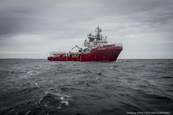 Preview: MSF reprend ses opérations de secours en mer face à la détérioration de la situation en Libye et à l'inaction européenne