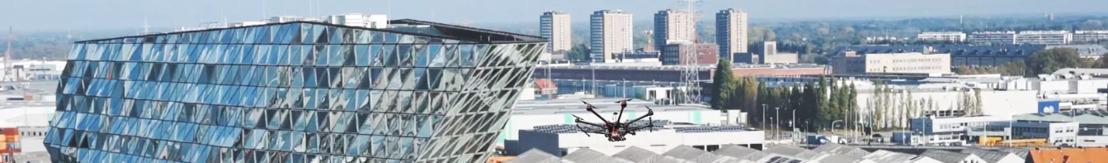 Le consortium SAFIR choisi pour mener les démonstrations du système pour drones U-space en Belgique