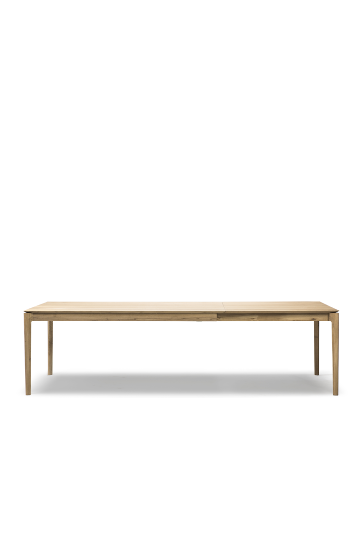 Ethnicraft Oak Bok extendable dining table_2