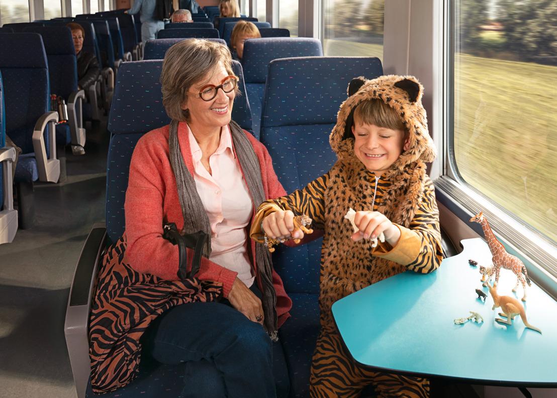 Aujourd'hui le voyageur lui-même le dit : on ne perd jamais son temps dans le train