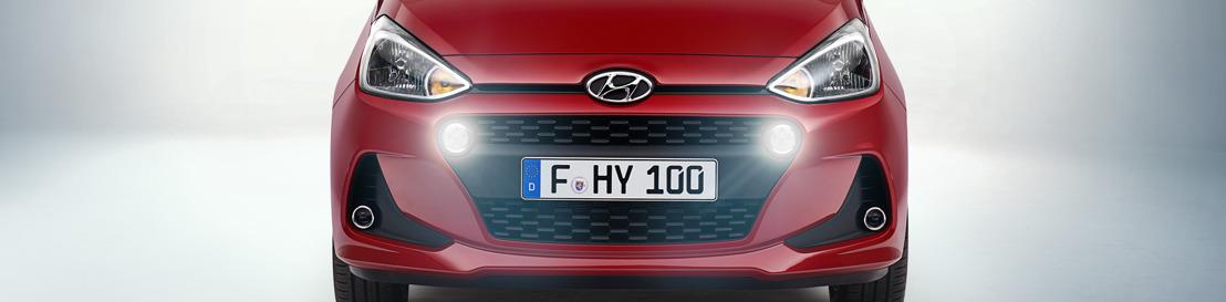 New Hyundai i10: ein noch attraktiveres Gesamtpaket mit mehr Styling und fortschrittlichen Technologien