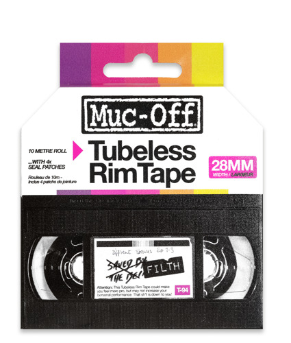 Muc-Off Expands Range of Tubeless Products